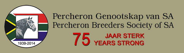 Percheron Horse Breeders' Society of South Africa